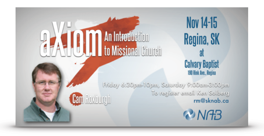 aXiom An Introduction to Missional Church